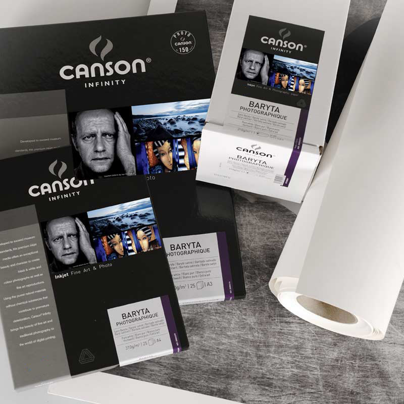 Canson Infinity Baryta Photographique II