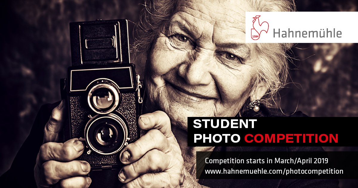 Hahnemuhle Student Photo Competition
